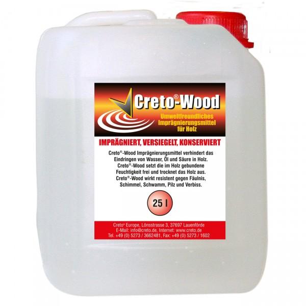 Creto® Holz-Konservierungsmittel 25 l